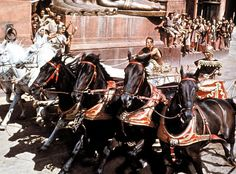 'Ben-Hur' Remake Blocked From Filming at Historic Rome Site