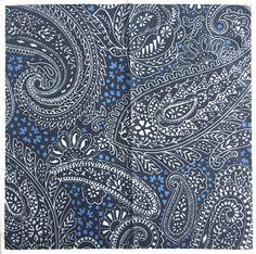Paisleys are Popular! ‹ Paisley Power ‹ Reader — WordPress.com Paisley Fabric, Paisley Print, Beautiful Patterns, Wordpress, Tapestry, Symbols, Embroidery, Blog, Prints