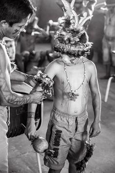 https://flic.kr/p/qhLMrm | Índios Guajajara | Junior Reis © 2014