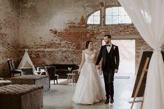 Image: Hannah & Jordan's wedding | Grace Elizabeth Photography | Calke Abbey weddings | East Midlands Wedding Venue | Derby wedding venue | Derbyshire wedding venue | UK Barn wedding | Honeysuckle & Castle