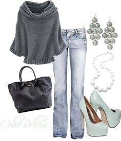 """Dark & Light"" by colierollers on Polyvore"