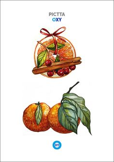 PICTTA / Fruits & Vegetables Illustration / @ : oxy-illustrations@orange.fr
