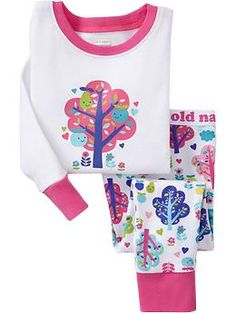marc janie Girls Strawberry Printed Tank and Pants Sets