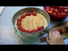 Jahodové hody - YouTube The Creator, Make It Yourself, Desserts, Food, Youtube, Tailgate Desserts, Meal, Dessert, Eten