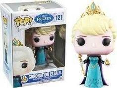 Disney's Frozen Coronation Elsa #121