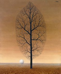 The Search for the Absolute ~ Rene Magritte