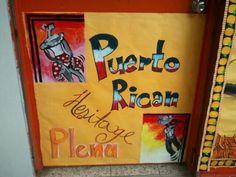 Puerto Rican heritage!
