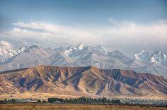 Kırgızistan  Bişkek şehri çevresinden…  Fotoğrafı gönderen: Ahmet Doğan