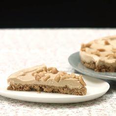 Erdnussbutter-Torte