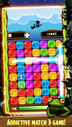 App Shopper: Witch Academy: Match 3 (Games) Match 3 Games, Game Props, Puzzle Games, Game 3, Mobile Game, App Store, Game Design, Grid, Witch