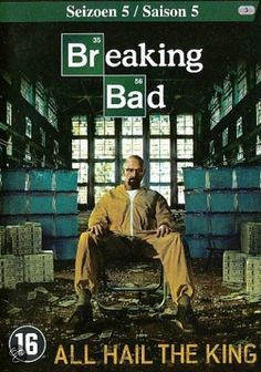 Breaking Bad - Gotta give props...third episode from the end, this is, without a doubt, the best show that's EVER been on the air!