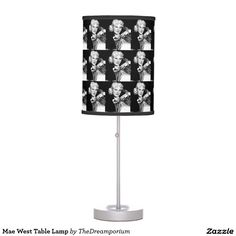Mae West Table Lamp