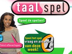 Taalspel. Een quiz over het Nederlands van alledag. Kijk naar Taalspel op tv. Speel het met het boek of hier op internet. Taalspel op internet is een initiatief van NTR en de Nederlandse Taalunie.