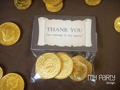Pirate Party - PRINTABLE Thank you Tags / Labels boy map diy digital pdf. $4.00, via Etsy. Birthday Snacks, Pirate Birthday, Pirate Theme, Birthday Ideas, Thank You Labels, Thank You Tags, Party Treats, Party Favors, Pirate Party Decorations