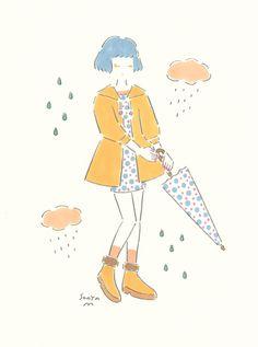 雨の日 2013 9 SAAYA MASAKI