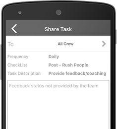Online Restaurant Task Management Software By Zip Checklist For
