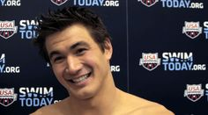 Had no idea who Nathan Adrian was until these Olympics....Now I'm hooked. THAT SMILE! I melt.