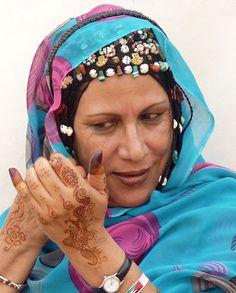 † Mariem Hassan(57) 22-08-2015 Hassan was de bekendste zangeres van West-Sahara en gold als spreekbuis van het Sahrawi-volk.