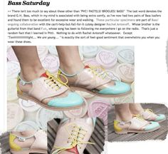 Style Bubble and the Rachel Antonoff shoes #ghbassprep