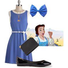 Belle Disney Bound