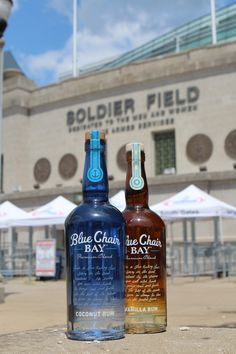 Cheers Chicago! 🍹 Beer Bottle, Whiskey Bottle, Soldier Blue, Vanilla Rum, Rum Cream, Caribbean Rum, Bay Rum, Coconut Rum, Kenny Chesney