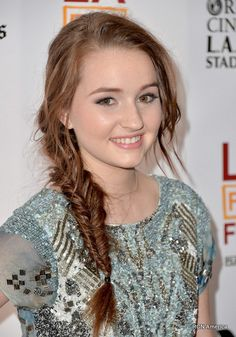 Kaitlyn Dever//another possible Lorelei??