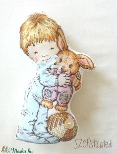 Vintage baba, ölelke vagy levendulapárna (SZOFIsticated) - Meska.hu Baba, Diy Products, Teddy Bear, Toys, Animals, Vintage, Little Girls, Baby Boys, Activity Toys