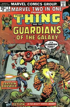 We Could Be Heroes: Marvel Two-In-One 5