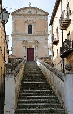 Racalmuto, Sicily, Italy
