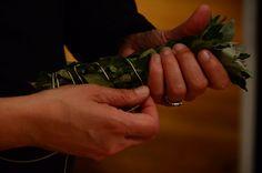 Tara makes special Custom Smudge bundles and Kits. Ask for one- sacredLandsage{!at]geemail Sacred Garden, Wood Resin, Smudging, Sage, Salvia