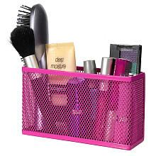 Lockers 101 Fuchsia Basic Storage Bin