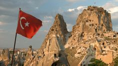I'd like to go back to Turkey - this time as a tourist and see (and appreciate) more of the country and history.