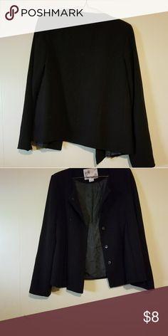 Black Blazer Black Blazer Kensie Jackets & Coats Blazers