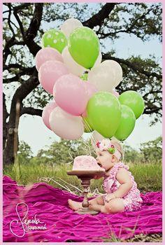 Give.Me.Cake!~Birthday Girl~Portrait