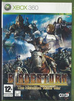Xbox 360 Bladestorm: The Hundred Years  War