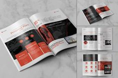 LAST DAY: 20 Creative Brochures from Kovalski Design - only $14! - MightyDeals