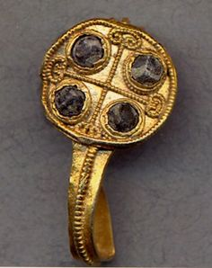 Saxon Ring found in Abingdon