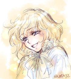 Lady Oscar, Manga Anime, Anime Art, Character Art, Character Design, Black Sails, 90s Aesthetic, Shoujo, Anime Love