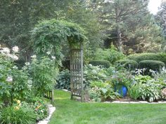 The French Tangerine: ~ connie's inspired garden