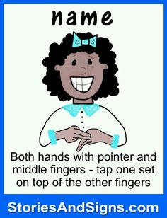 Name in sign language