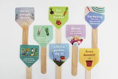 Gardening Birthday Party - DIY Party Printable, Party Toppers | Creative Sense Co  #garden #gardening #gardener #decorations #creativesenseco #diy #craft #party