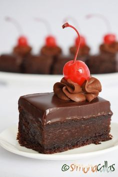 Easy Cake Recipes, Sweets Recipes, Whole Food Recipes, Vegan Cake, Vegan Desserts, Chocolates, Brownies, Romanian Food, Dessert Drinks