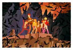 The Goonies - Andy Ristaino