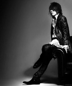 The GazettE Visual Kei AOI