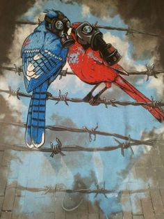Pollution - Illustration by unknown artist Amazing Street Art, Amazing Art, Psychedelic Art, Art Beat, Street Art Graffiti, Chalk Art, Land Art, Public Art, Urban Art