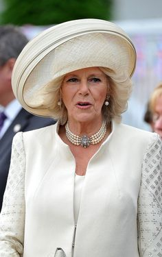 Camilla Parker Bowles Photo - Diamond Jubilee - Thames River Pageant