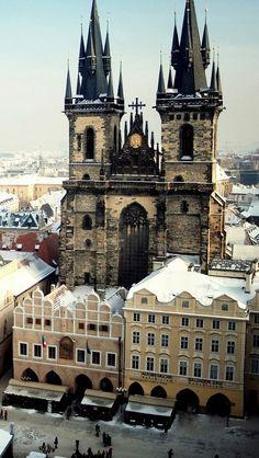 Prague_ Czechia