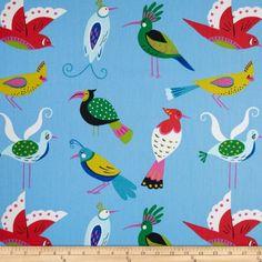 Waverly For the Birds Twill Peacock Fabric By The Yard Wa... https://www.amazon.com/dp/B00H5D6V58/ref=cm_sw_r_pi_dp_xSNDxb8PY0JKB