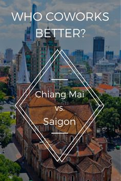 Chiang Mai and Saigon are considered to be go to destinations for digital nomads all over the world. Read more to see the comparison of coworking facilities, payment methods, pools, and most importantly, find out the final verdict of which city offers the