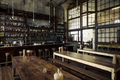 Smokestack — Dogpatch, San Francisco